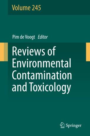 environmental contamination and toxicology pdf