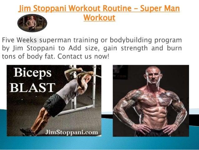 jim stoppani workouts pdf