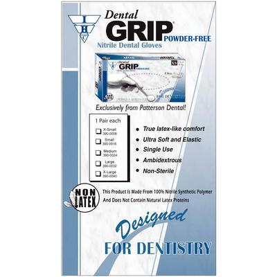 free dental gloves sample