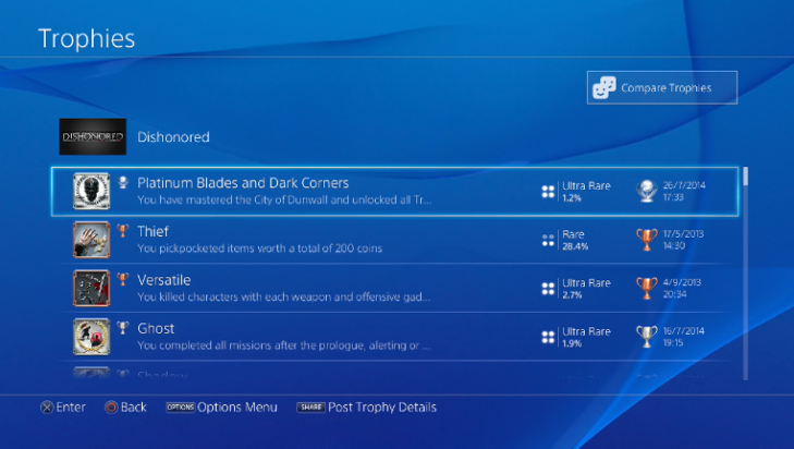 jak and daxter 3 ps4 trophy guide