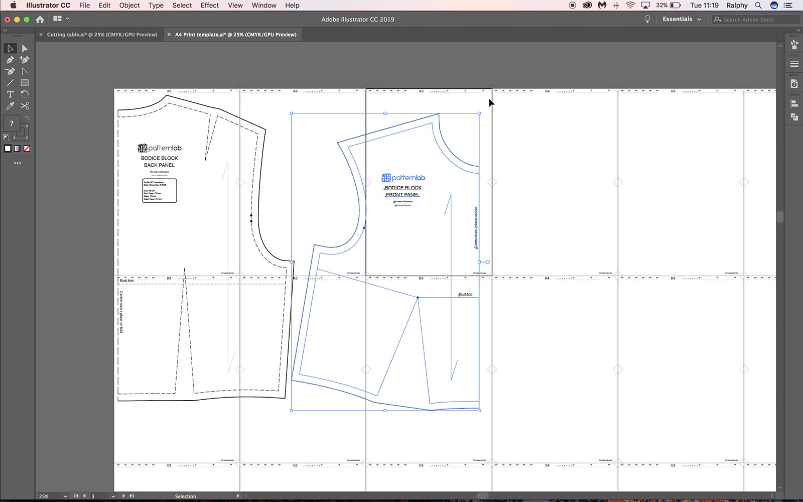free pattern making books pdf