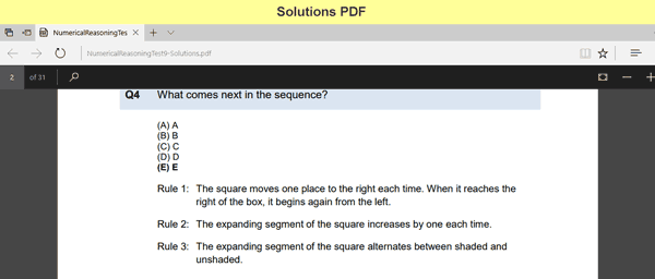 inductive and deductive reasoning test pdf