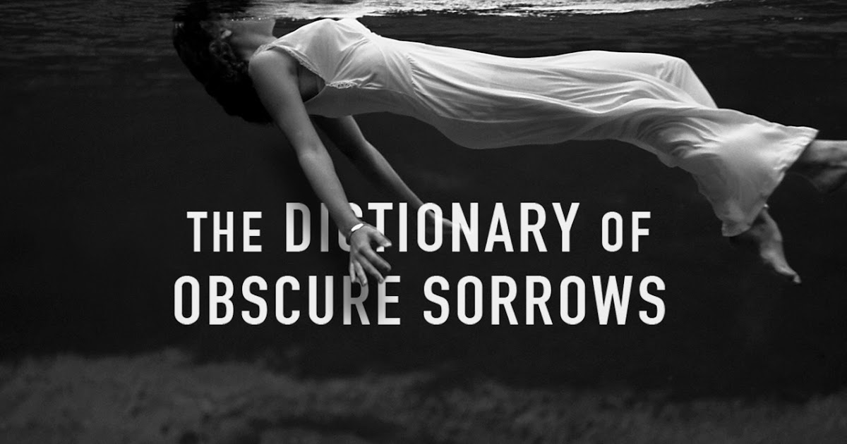 lutalica dictionary of obscure sorrows