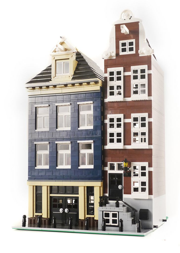 lego architecture venice instructions