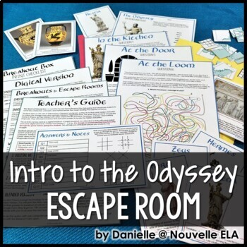 introduction to the odyssey pdf