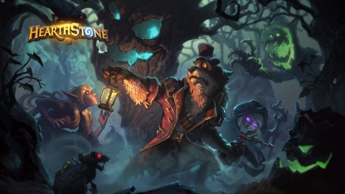 hearthstone witchwood guide