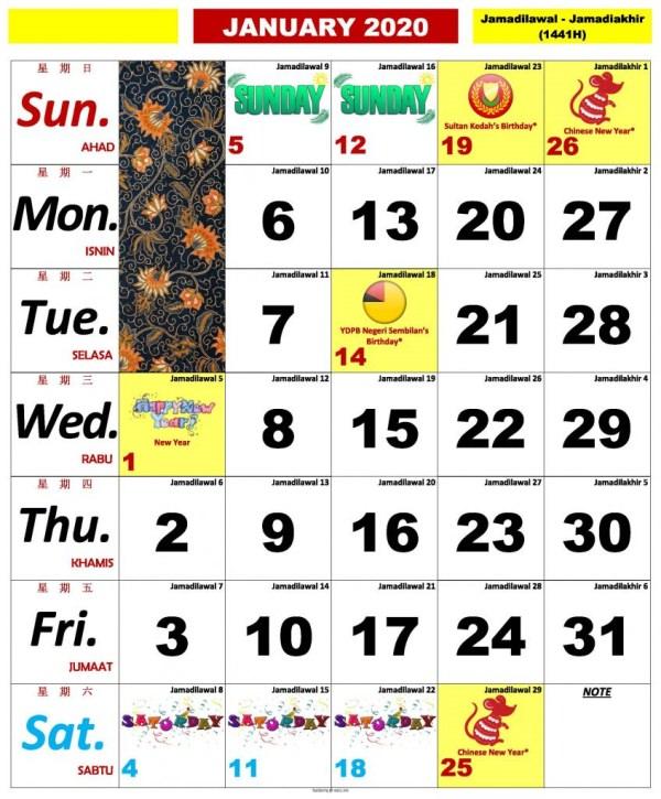 kalendar kuda 2018 pdf