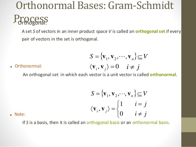 inner product space pdf