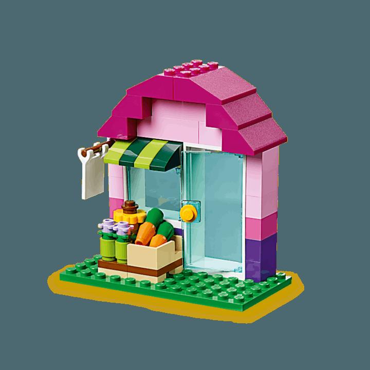 lego instructions easy