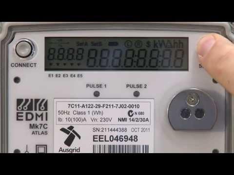 edmi meter instructions