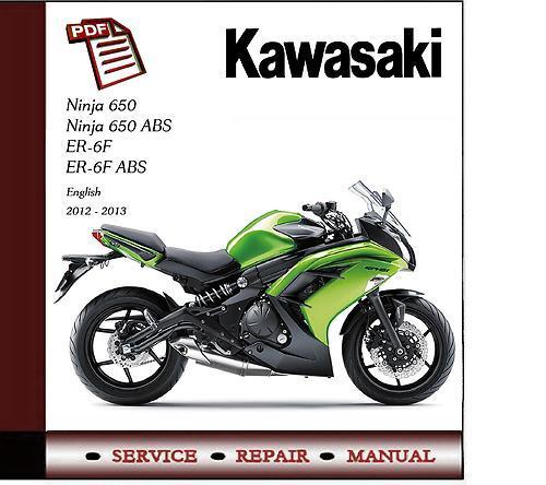 kawasaki ninja 400 owners manual
