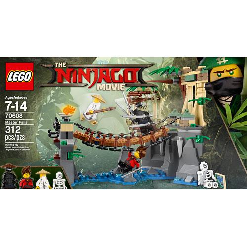 lego ninjago bridge instructions 70608