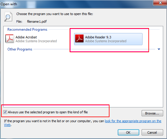 how do you open a pdf file in adobe reader