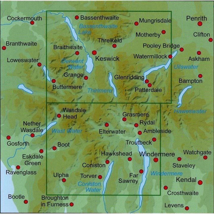 lake district map pdf