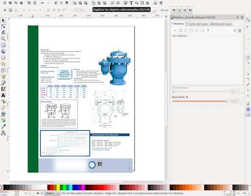 how to convert pdf to dxf in inkscape