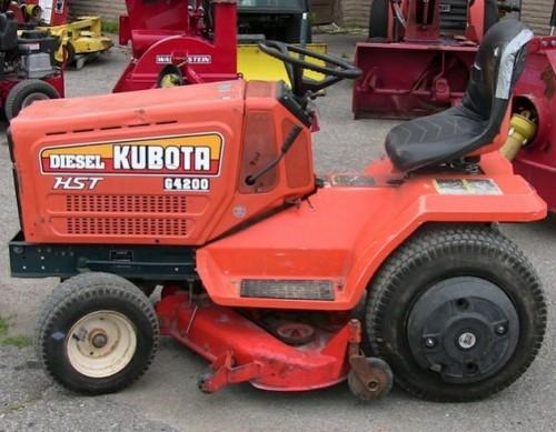 kubota b7100 instructions