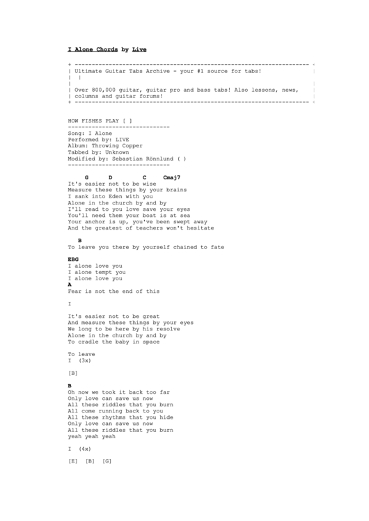 leave me astounded chords pdf