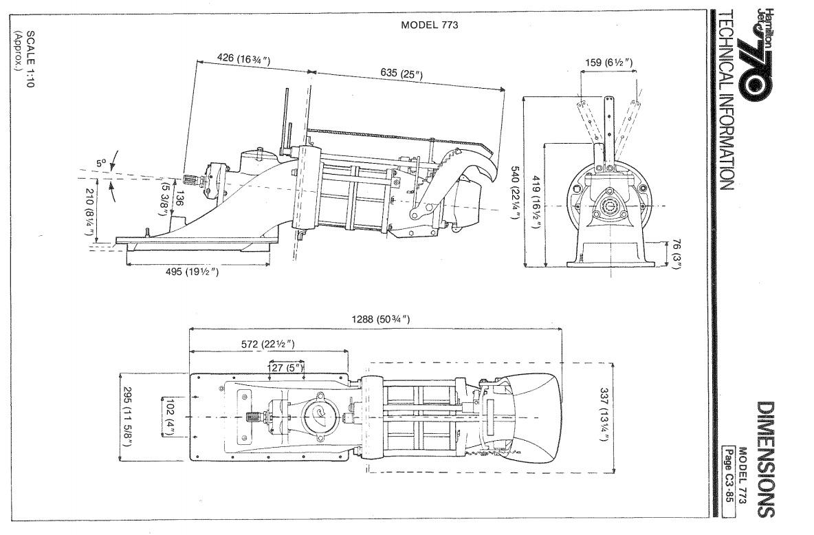 hamilton jet 773 manual