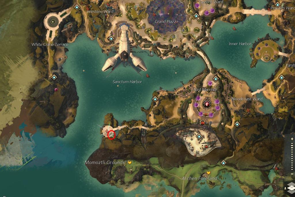 gw2 unlock skyscale guide