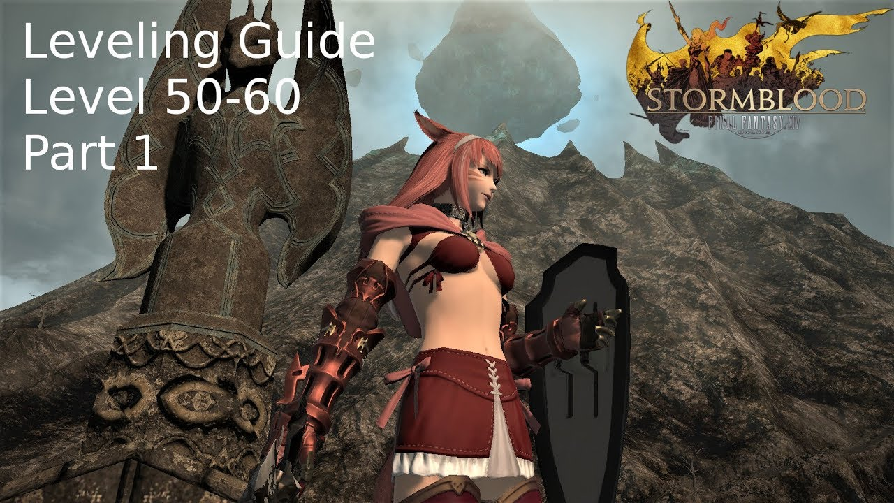 everquest leveling guide 50 60