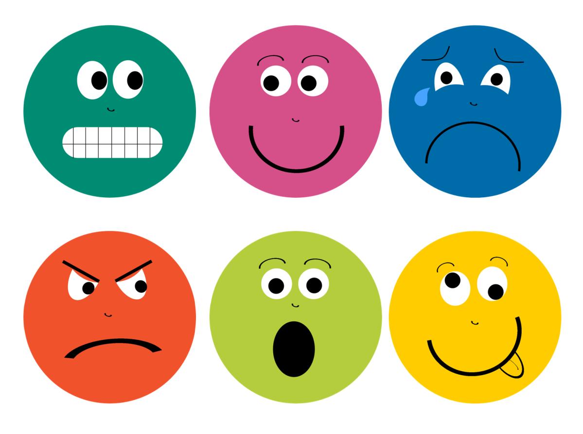 expressed emotions pdf