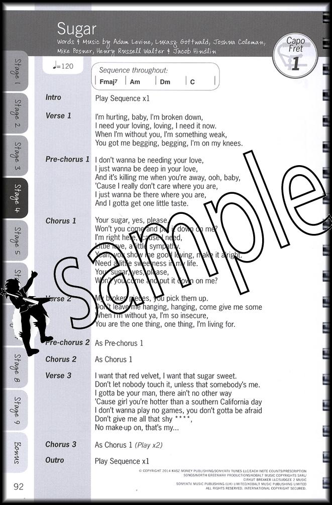 justin guitar beginner songbook pdf