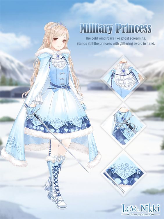 love nikki guide 8-s2 princess