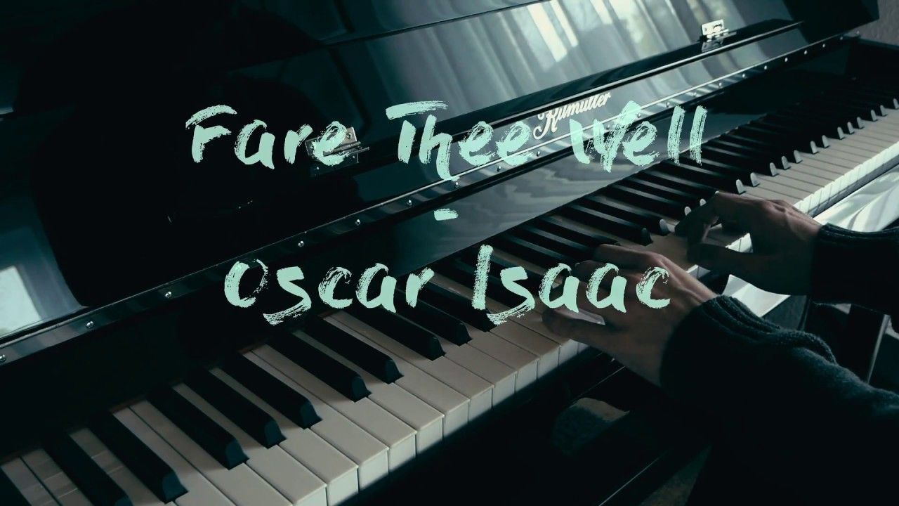 fare thee well dinks song piano pdf