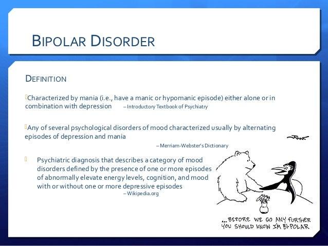 hypomania definition dictionary
