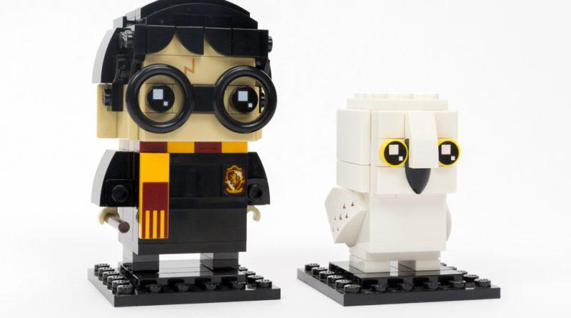 lego brickheadz harry potter & hedwig 41615 instructions