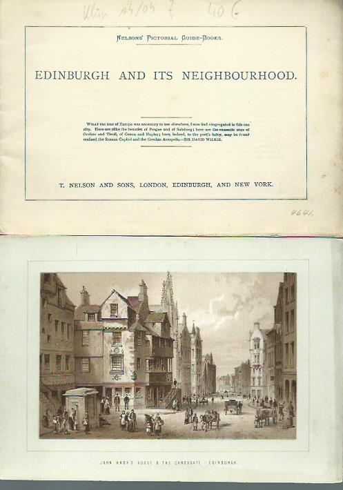 edinburgh guide book