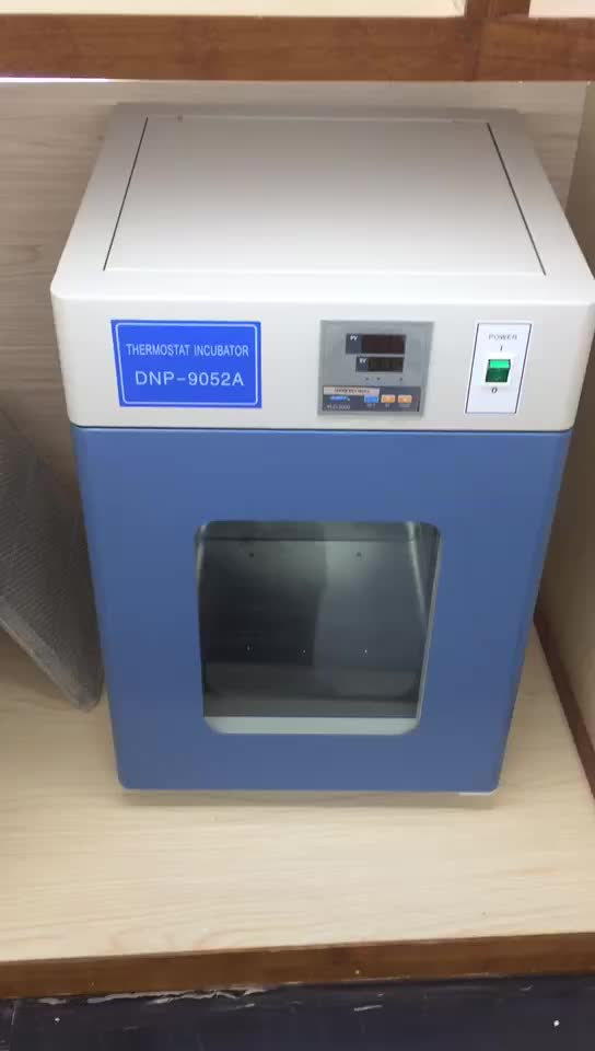 electrical thermostat incubator instructions