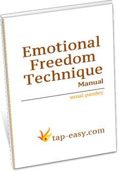 emotional freedom technique pdf