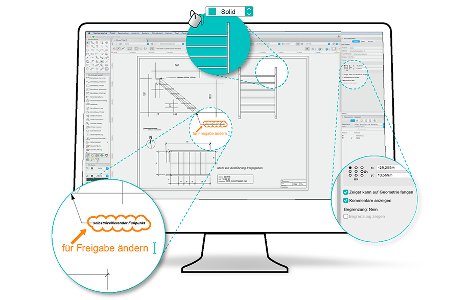 explode a pdf in vectorworks