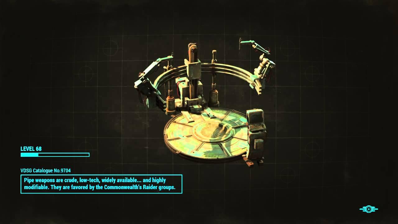 fallout 4 automatron peaceful ending guide