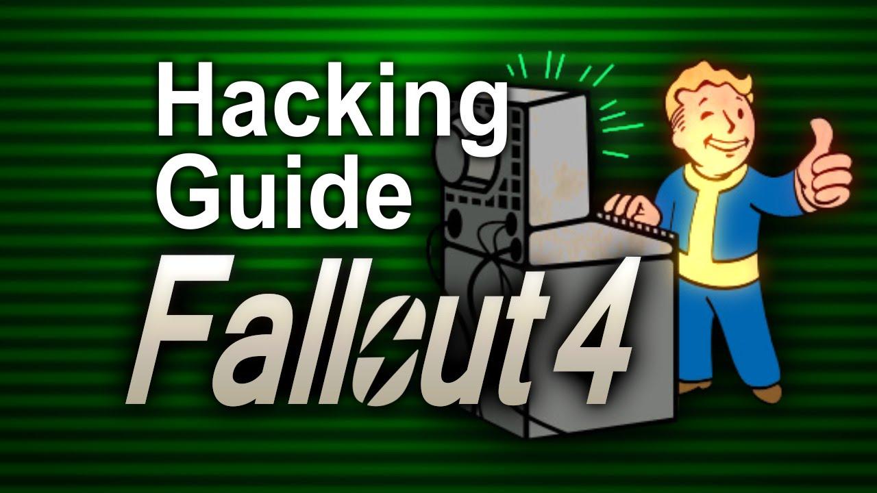fallout 4 hacking guide reddit