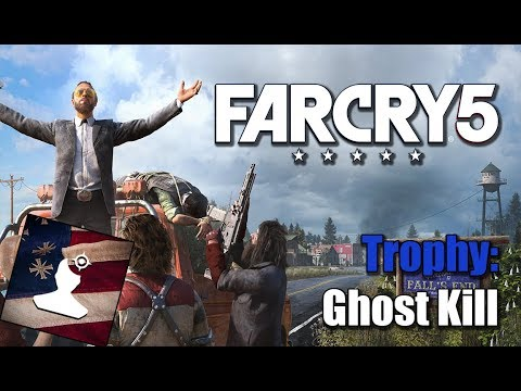 far cry 5 trophy guide ps4
