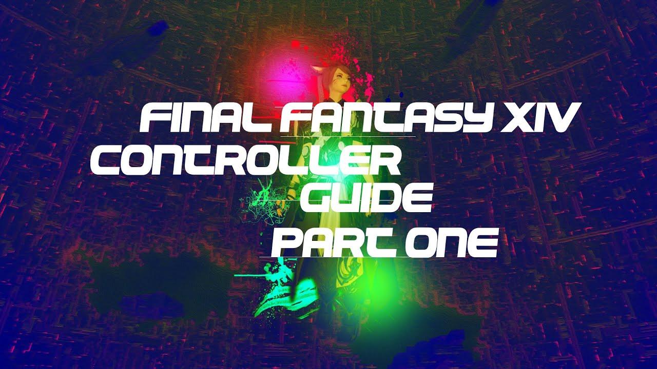 ffxiv controller guide