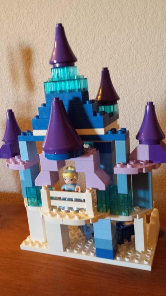 frozen castle lego instructions