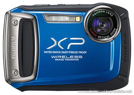 fuji finepix s2980 14 mega pixel camera instruction manual