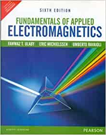 fundamentals of applied electromagnetics 6th edition pdf free download