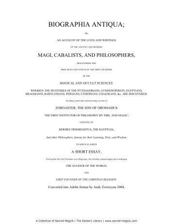 hermetic order of the golden dawn pdf