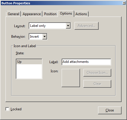 how to add keywords to pdf label