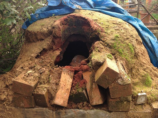 how to build a brick house step by step pdf