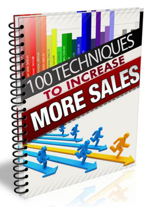 how to increase sales pdf