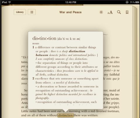 how to make a dictionary app for ios