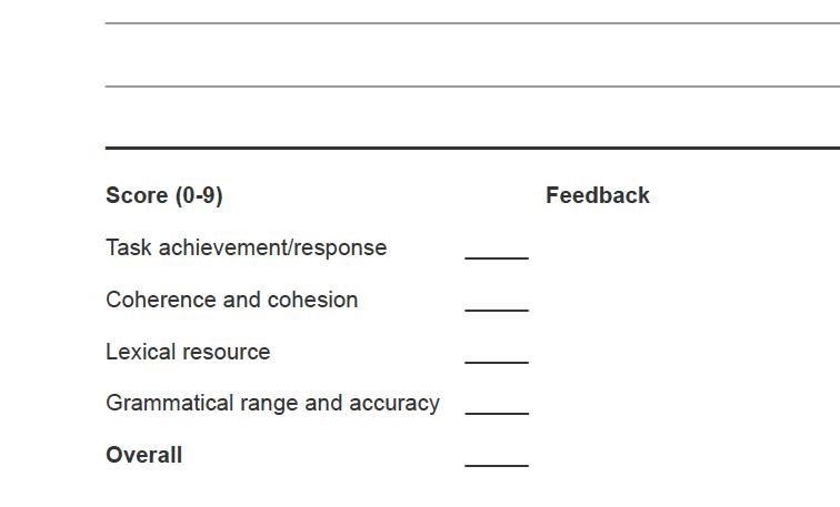 ielts answer sheet pdf