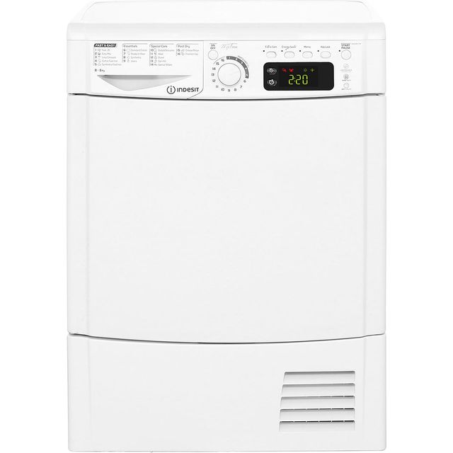 indesit 8kg tumble dryer instructions