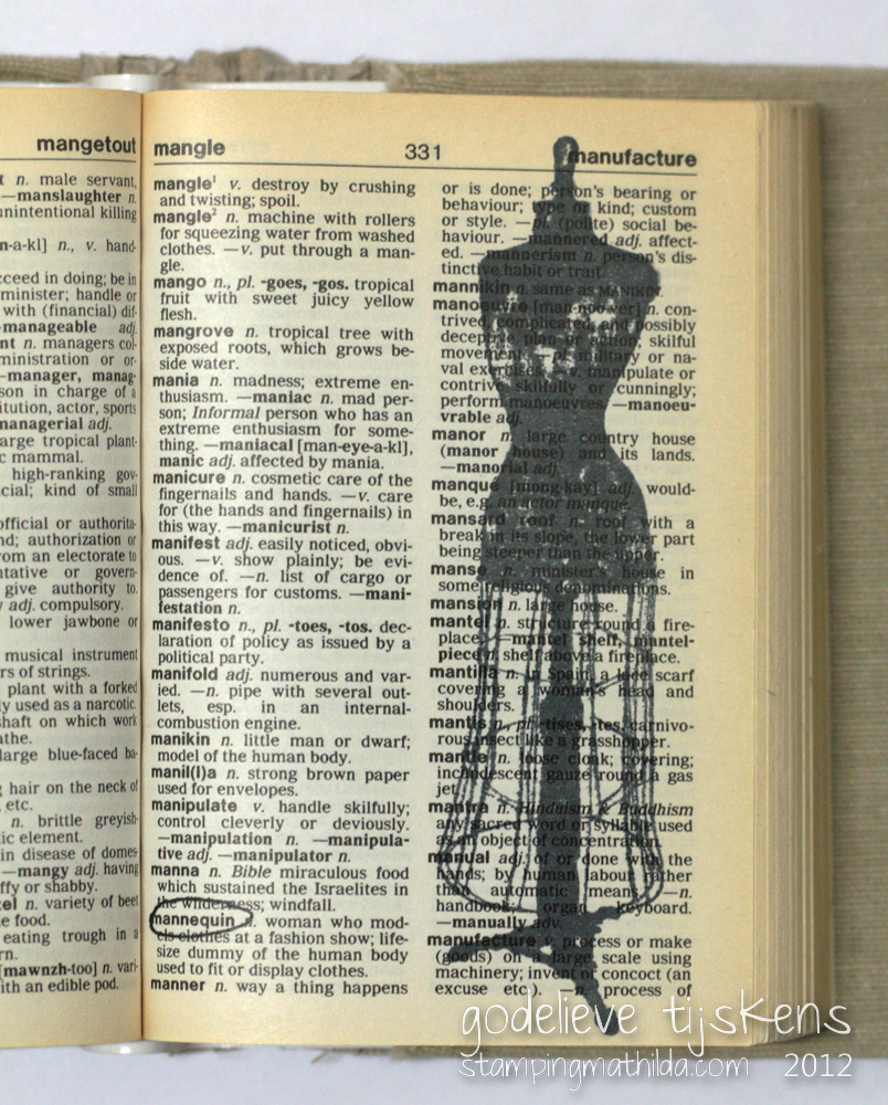 mannequin dictionary