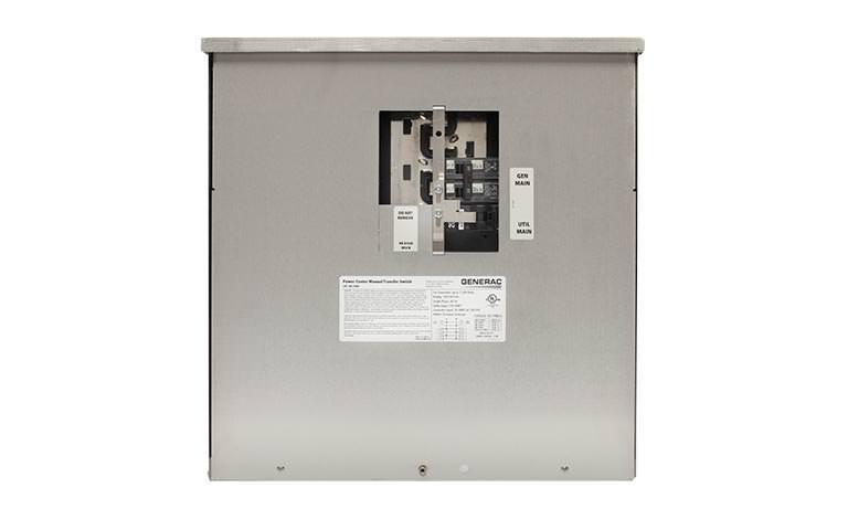 manual transfer switch for portable generator australia